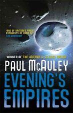 McAuley, Paul, Evening's Empires, Very Good Book
