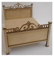 1:12 Scale Double Bed Kit (no 1)