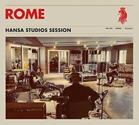 ROME - HANSA STUDIOS SESSION   CD NEU