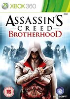 Assassin's Creed: Brotherhood - (Microsoft Xbox 360, 2010) Brand New Video Games