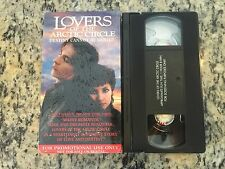 LOVERS OF THE ARCTIC CIRCLE RARE FULL SCREENER VHS NAJWA NIMRI EROTIC DRAMA HTF!