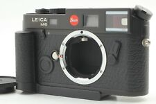【RARE TOP MINT Japan model】 Leica M6 Black 0.85 TTL 35mm Rangefinder w/ grip 542