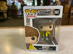 Funko POP! Figure Movies The Goonies MIKEY with Map #1067