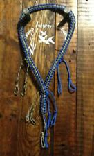 Hand made Duck / Goose / Predator Call Paracord Lanyard Blue & Camo Handmade