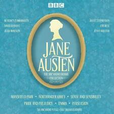 The Jane Austen BBC Radio Drama Collection: Six Elenco COMPLETO dramatisatio