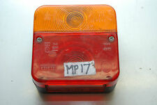 UNIVERSAL CAR HORSE MOTORCROSS BICYCLE TRAVELLER TAIL LIGHT LAMP mp17