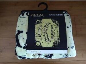 "Ouija Board Mystifying Oracle Plush Throw Blanket - 45""x60"""