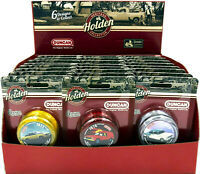 24 x Holden Heritage Collection Duncan YoYo... MONARO, TORANA , SANDMAN, SEDAN