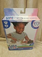 NEW Baby Alive Disposable Diapers Replacement Refill Box of 18