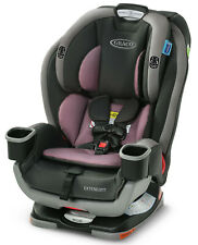 Graco Baby Extend2Fit 3-in-1 Convertible Car Seat Booster Child Safety Norah NEW