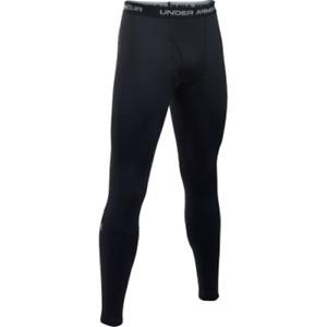 UNDER ARMOUR Black Coldgear  4.0 BASE LAYER Leggings Pants Mens Size 3XL NEW