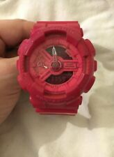 CASIO G SHOCK WATCH GMA-S110CC Limited Edition HYPER Color PINK