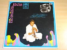 EX -!!! BISMILLAH KHAN/self titled/1969 étagère LP/Indian issue