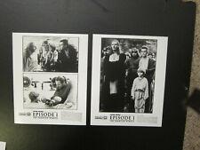 Star Wars - Phantom Menace set of 7 8x10 press kit photos