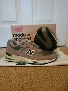 New Balance 991 Made In UK England M991ANI Size 9.5 Shoes New In Box