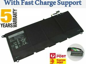 56Wh 90V7W Battery For Dell XPS 13 9343 9350 P54G JD25G + 5 Yr Warranty