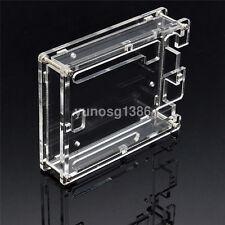 1Pc Quality Acrylic Clear Case Enclosure Box Compatible for Board Arduino UNO R3