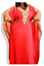 2019 Dubái Moderno Jilbaba Takshita Boda Vestido Fiesta Vestido para Mujer 2006