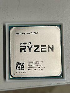 AMD Ryzen 7 1700 - 3 GHz (YD1700BBM88AE) Processor