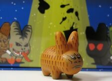 Kidrobot LORE of the LABBIT Mini Series Brown Yeti Big Foot