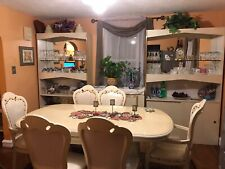 Dining Room Set 6 Chairs Pre Used