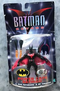 Batman Beyond Power Cape Batman,  New,  Hasbro 64335