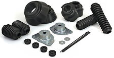 """DAYSTAR FRONT SUSPENSION LIFT KIT,2.5"""",COIL SPRING SPACERS,03-07 JEEP LIBERTY KJ"""