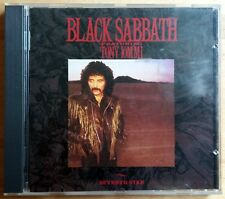 Black Sabbath Feat. Tony Iommi - Seventh Star - 826 704-2 CD-Erstpressung!! VG+