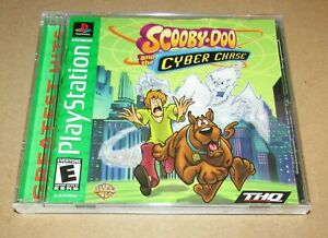 Scooby-Doo and the Cyber Chase for Playstation PS1 Complete Fast Shipping!