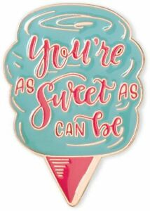 AngelStar Life is Sweet Cotton Candy You're as Sweet as Can Be Lapel Pin 18114