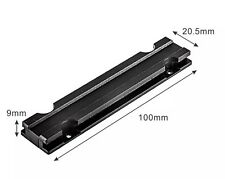 Worker Mod Tactical 10 cm Ticatinny Rail Mount Adapter for Nerf Toy