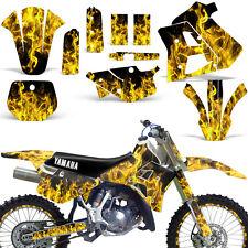 Yamaha Graphic Kit WR 250Z Dirt Bike Decal w/ Backgrounds WR250Z 1991-1993 ICE Y