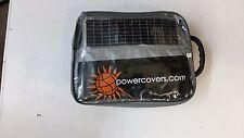 Sealey solar motorbike outdoor waterproof cover