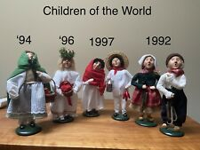 byers choice carolers Children Of The World (6)