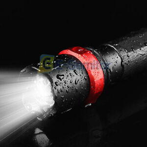 Super Bright 50000LM T6 Torch Led Flashlight USB Rechargeable Tactical light UK