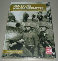 Fleischer: Deutsche Nahkampfmittel - Munition, Granaten.. Handbuch/WW2/Wehrmacht
