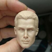 Blank Hot 1/6 Scale Green Arrow Stephen Amell Head Sculpt Unpainted
