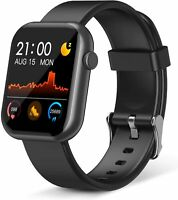 Smart Watch Men Women Heart Rate Monitor Fitness Tracker Sport for iOS Android
