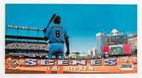 Cal Ripken Jr. #SCS3 (2000 Stadium Club) Scenes Box-Topper, Balt. Orioles, HOF