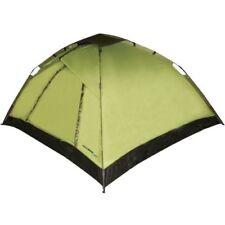 Tentes de camping dômes verts pour 4 personnes