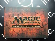 MTG FTV Realms Empty Box From the Vault