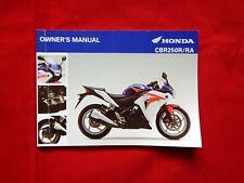 buy honda motorcycle book ebay rh ebay co uk Corvette Owners Manual 2012 honda cbr250r owners manual