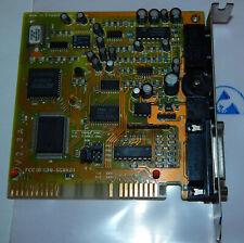 CPS Sound Blaster 2 Aztech Sound Galaxy BX II 8 Bit ISA XT Soundkarte I38-SGBX21