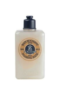 L'Occitane Shea Rich Foaming Bubble Bath 500ml - BRAND NEW
