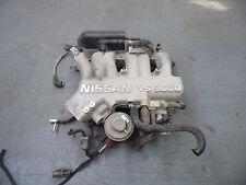 OEM 1994 Nissan Pathfinder 4dr 4x4 3.0L V6 3000 VG30E Intake Manifold Assembly