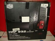 Cooler Master HAF 932 Advanced Full Tower Computer Case PC in Box TV356