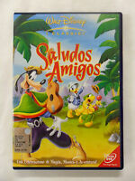 SALUDOS AMIGOS DVD Disney
