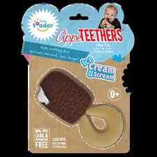Appeteether Ice Cream U Scream  baby Teether Paleta de helado bebe dientes