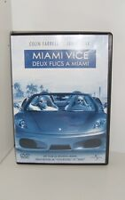 DVD MIAMI VICE DEUX FLICS A MIAMI FARRELL FOX