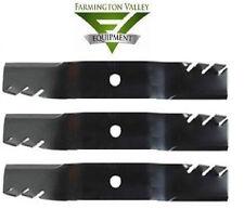 John Deere LT180 LT190 LX280 LX289 Predator II Mulch Blades for 48 C Mower Deck